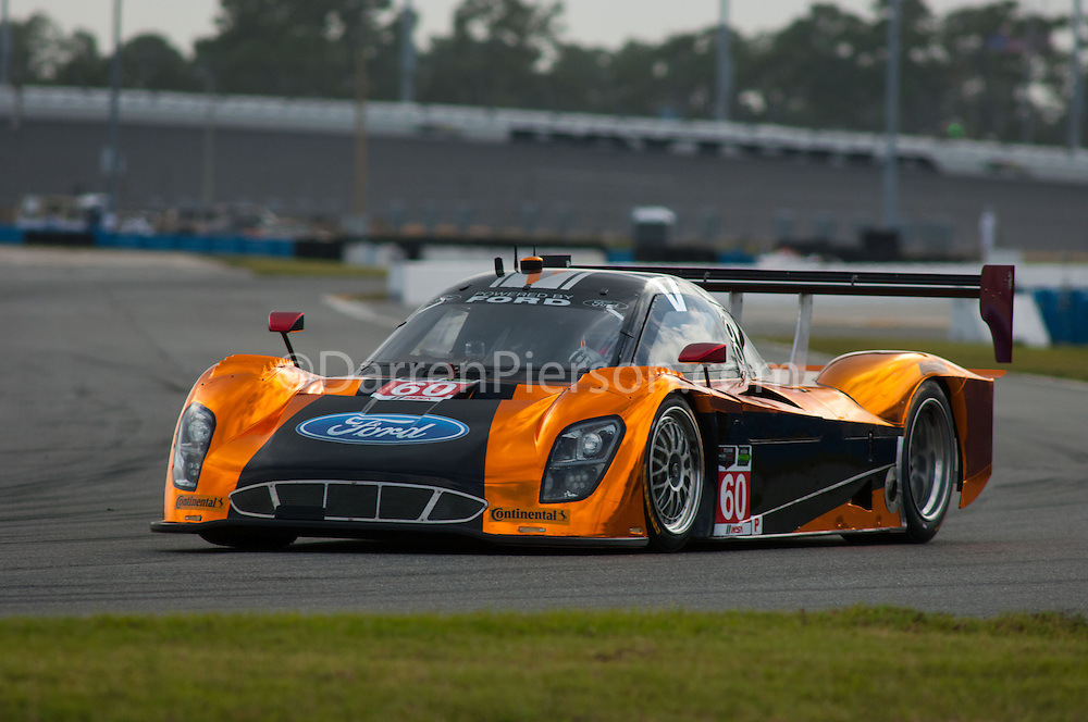 #60 Michael Shank Racing Riley: John Pew, Oswaldo Negri Jr