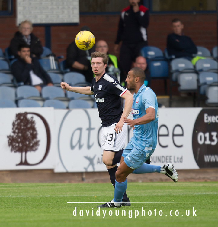 Dundee's Craig Wighton - Dundee v Bolton Wanderers pre-seson friendly at Dens Park, Dundee, Photo: David Young<br /> <br />  - © David Young - www.davidyoungphoto.co.uk - email: davidyoungphoto@gmail.com