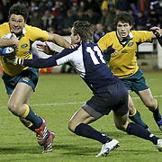 Scotland A v Australia A (21/11/06)