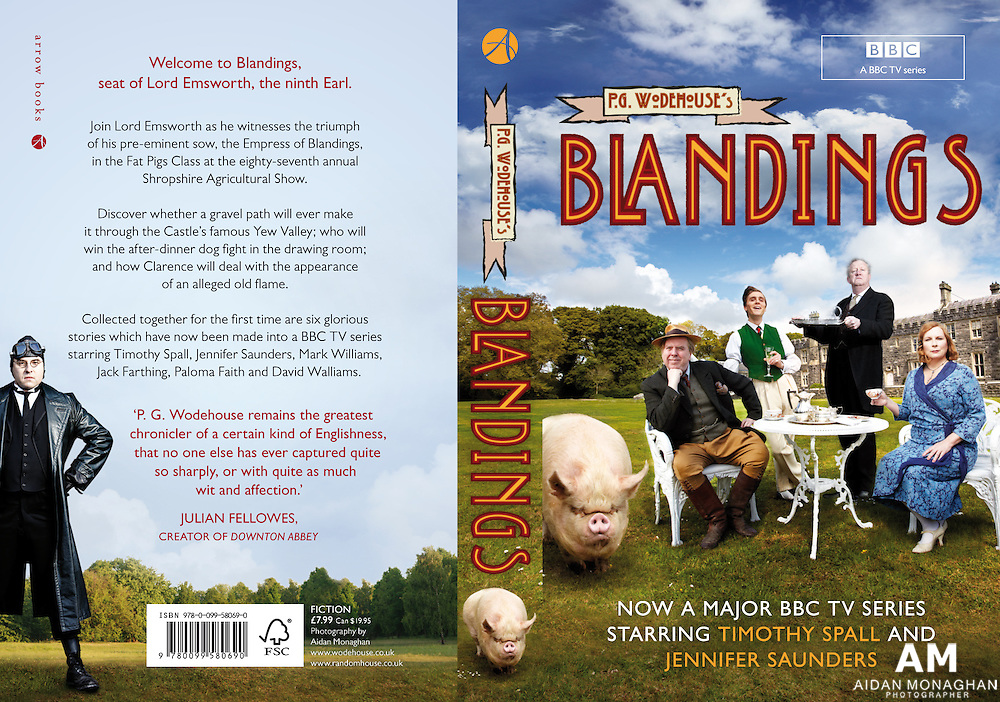 Blandings- BBC One 2012<br />