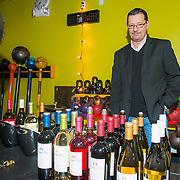 (Rumford, RI - March 1, 2014) Wine tasting party to benefit the K-Rob Foundation, held at 212 Health and Performance.