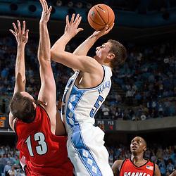 2005-11-19 Gardner Webb at North Carolina Tar Heels Basketball