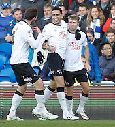 Cardiff City v Derby County 310115