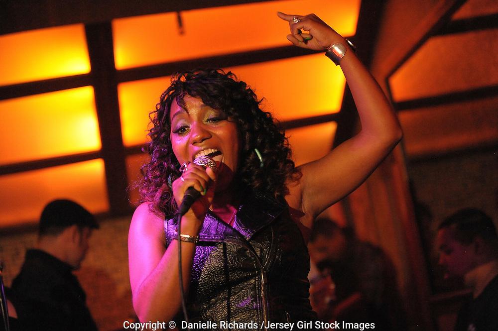 "Badia Farha, CD release party for ""Still Waiting"" at Tillman's August 19, 2009."