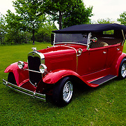 1930 Model A Ford Phaeton