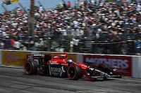 Marco Andretti, Toyota Grand Prix of Long Beach, Streets of Long Beach, Long Beach, CA USA  4/18/2010