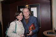 Jill Halfpenny and Craig Conway, Opening night of Dralion. Cirque de Soleil's 20th anniversary. Royal Albert Hall. 6 jan 2005. ONE TIME USE ONLY - DO NOT ARCHIVE  © Copyright Photograph by Dafydd Jones 66 Stockwell Park Rd. London SW9 0DA Tel 020 7733 0108 www.dafjones.com