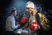 Amin Asikainen vs. Luis Ramon Campas. At Töölö Sports Hall, Helsinki, Finland. Feb 1, 2008
