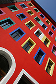 Colourful house - Berlin - Germany