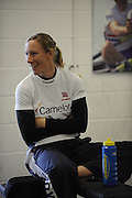 Caversham, Great Britain,  Debbie FLOOD, GB Rowing media day at the Redgrave Pinsent Rowing Lake. GB Rowing Training centre. Wed. 20.04.2008  [Mandatory Credit. Peter Spurrier/Intersport Images] Rowing course: GB Rowing Training Complex, Redgrave Pinsent Lake, Caversham, Reading