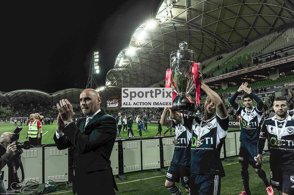 Westfield FFA Cup Final, 7th November 2015, Melbourne Victory FC v Perth Glory FC - © Mark Avellino   SportPix.org.uk