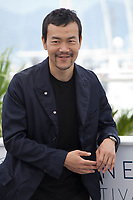 Actor Fan Liao at the Ash Is The Purest White (Jiang Hu Er Nv) film photo call at the 71st Cannes Film Festival, Saturday 12th May 2018, Cannes, France. Photo credit: Doreen Kennedy