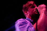 """After nearly a solid year of touring, after Europe and SXSW, Astronautalis played the second to last show of his tour at The Firebird in Saint Louis, Missouri on March 22nd, 2012. With him he brought the legendary Jeff """"Jel"""" Logan and Busdriver. Locals Red Zero opened the show. There was whiskey."""