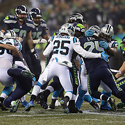 2014 Panthers at Seahawks NFC Divisional