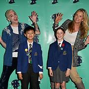 Jamie Campbell Bower and Penny Lancaster attend The Diana Award anti-bullying week at Alexandra Palace on 12 November 2018, London, UK.