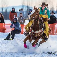 2017 Skijoring Photography