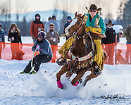 2017 Skijoring Photography