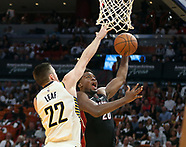 Miami Heat v Indiana Pacers - 21 October 2017