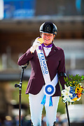 Sanne Voets - Demantur N.O.P.<br /> FEI World Equestrian Games Tryon 2018<br /> © DigiShots