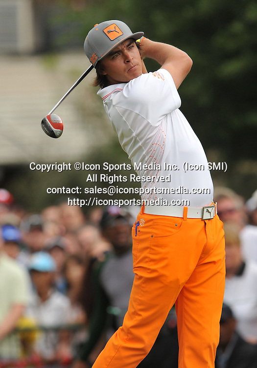 24 March 2013: Rickie Fowler during the final round of the Arnold Palmer Invitational at Arnold Palmer's Bay Hill Club & Lodge in Orlando, Florida.