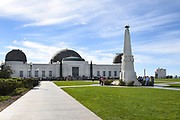 Griffith Observatory In LA