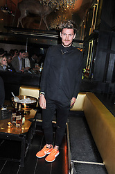 HENRY HOLLAND at the Johnnie Walker Gold Label Reserve Launch Party at Whisky Mist, 35 Hertford Street, London on 18th July 2012.