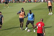 Belgian National Soccer Team Training - 28 Aug 2017
