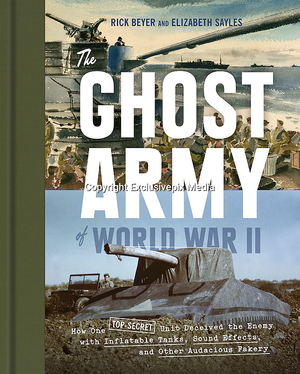 The Ghost Army That Duped The Nazis<br /> <br /> Deception and decoy are part of war strategy. During the Second World War the Allied forces employed dozens of tricks to confuse, mislead or intimidate the German army — from dropping dummy paratroppers to dropping aluminum tinfoil, from faking the death of a fictitious Major William Martin to completely covering up a military aircraft plant. One such deceptive operation that came to light only a few years ago is the so called Ghost Army.<br /> <br /> The Ghost Army was a 1,100-man unit officially known as the 23rd Headquarters Special Troops whose goals were to impersonate vastly large U.S. Army units to deceive the enemy. The men that made up this secretive unit weren't your regular soldiers. They were artists, illustrators and sound technicians handpicked for the job from New York and Philadelphia art schools. They didn't carry M1s and Thompsons, but large inflatable tanks and rubber aircrafts, powerful amplifiers and speakers to mimic the noise created by a large gathering troop and radio equipment to transmit phony messages.<br /> <br /> The Ghost Army of World War II<br /> How One Top-Secret Unit Deceived the Enemy with Inflatable Tanks, Sound Effects, and Other Audacious Fakery<br /> Rick Beyer and Elizabeth Sayles<br /> Published by Princeton Architectural Press<br /> £25.00<br /> ©Exclusivepix Media