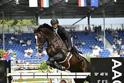 GUERY Jérome (BEL), Quel Homme de Hus <br /> Aachen - CHIO 2019<br /> Preis des Handwerks<br /> Springprüfung (Fehler/Zeit) <br /> 17. Juli 2019<br /> © www.sportfotos-lafrentz.de/Karl-Heinz Frieler