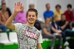 31-03-2019 NED: Final A Volleybaldirect Open, Koog aan de Zaan<br /> 16 teams of girls and boys D competed for the Dutch Open Championship / Taurus, Mats Bleeker