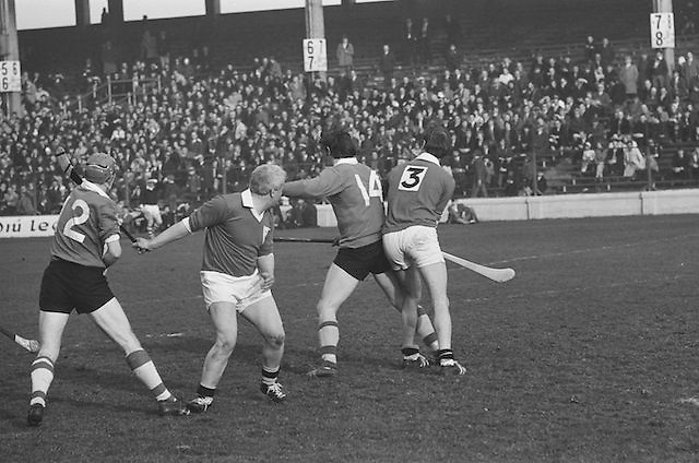 Interprovincial Railway Cup Hurling Cup Final,  17.03.1972, 03.17.1972, 17th March 1972, referee N Daltun , Leinster 3-12, Munster 1-10,