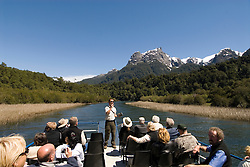 Chile, Lake Country: Scene while touring the Rio Negro near Peulla..Photo #: ch657-33979..Photo copyright Lee Foster www.fostertravel.com, lee@fostertravel.com, 510-549-2202.