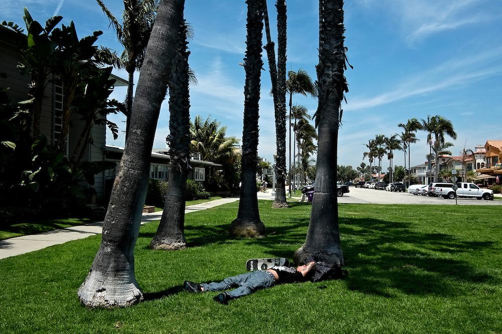 Sleeper. Long Beach, CA