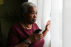 2018-04-24  - SWNS - Windrush grandmother Jessica Eugene fired over lack of documentation.