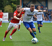 *** during the Sky Bet League 1 match between Bury and Coventry City at Gigg Lane, Bury, England on 26 September 2015. Photo by Mark Pollitt.