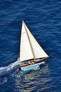 "France Saint - Tropez October 2013, Classic yachts racing at the Voiles de Saint - Tropez<br /> <br /> C,1904,WINDHOVER,""11,3"",COTRE BERMUDIEN/1904,A.R LUKE"