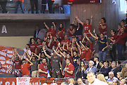 Tifosi Pistoia<br /> Grissin Bon Reggio Emilia - The Flexx Pistoia<br /> Lega Basket Serie A 2016/2017<br /> Reggio Emilia 30/04/2017<br /> Foto Ciamillo-Castoria