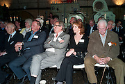 ANTONY HOLDEN; GERALD SCARFE; JANE ASHER, Sir Harold Evans' My Paper Chase Book Launch. The Wapping Project, Wapping Hydraulic Power Station, London, 5 October 2009.