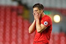 170116 Liverpool U23 v Man Utd U23