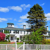 The Blaine House is Governor&rsquo;s Manson in Augusta, Maine<br />