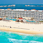 Real Resorts Cancun. Quintana Roo, Mexico.