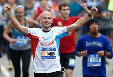 20151101 USA: NYC Marathon We Run 2 Change Diabetes day 4, New York