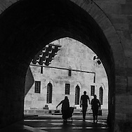 Turkey. Istambul. Yeni Cami Mosque, eminonu area.