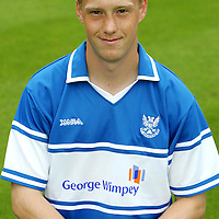 St Johnstone Photocall 2006-07<br />Steven Anderson<br /><br />Picture by Graeme Hart.<br />Copyright Perthshire Picture Agency<br />Tel: 01738 623350  Mobile: 07990 594431