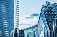 Augusteum , Nutzer: Universitätscampus Leipzig ,  Architekt: Erik van Egeraat , Fertigstellung: 2015, freie Arbeit