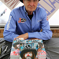 Libby Ezell | BUY AT PHOTOS.DJOURNAL.COM<br /> Lecile Harris has been a rodeo clown for 60 years