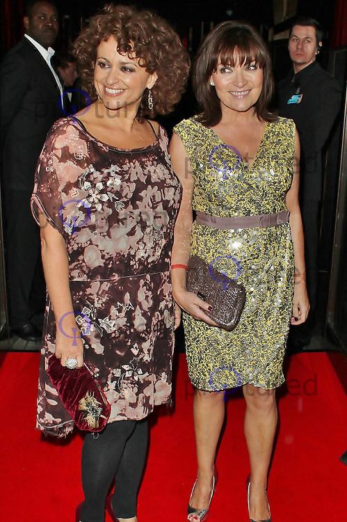 LONDON - July 12: Nadia Sawalha & Lorraine Kelly at the ITV Summer Party (Photo by Brett D. Cove)