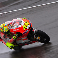 2011 MotoGP World Championship, Round 6, Silverstone, United Kingdom, June 12, 2011, Valentino Rossi