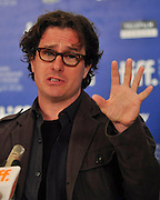 11.SEPT.2010. TORONTO<br /> <br /> DAVIS GUGGENHEIM ATTENDS THE PRESS CONFRENCE OF NEW FILM WAITING FOR SUPERMAN AT THE 35TH TORONTO FILM FESTIVAL IN TORONTO.<br /> <br /> BYLINE: EDBIMAGEARCHIVE.COM<br /> <br /> *THIS IMAGE IS STRICTLY FOR UK NEWSPAPERS AND MAGAZINES ONLY*<br /> *FOR WORLD WIDE SALES AND WEB USE PLEASE CONTACT EDBIMAGEARCHIVE - 0208 954 5968*