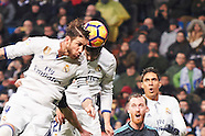 012917 Real Madrid v Real Sociedad, La Liga football match
